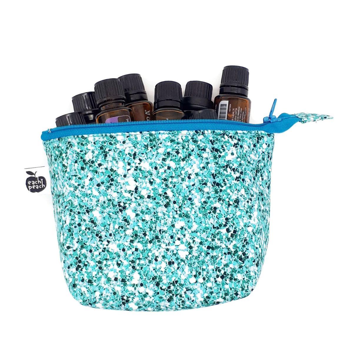 blue-glitter-essential-oil-case