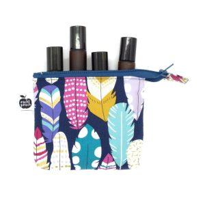 essential oil roller bag