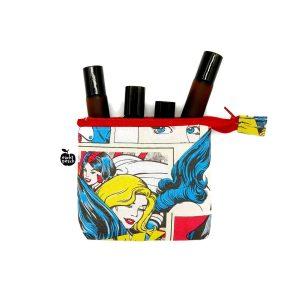 Superhero roller pouch
