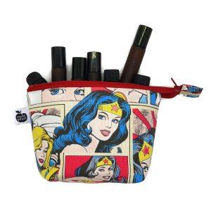 superhero essential oil bag